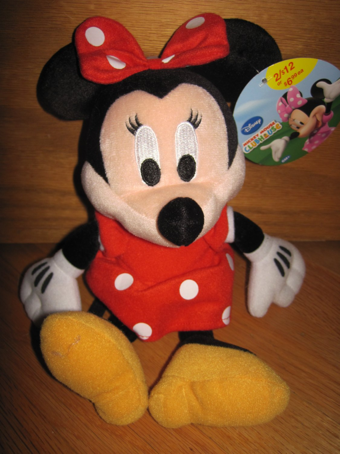 Mickey Mouse Clubhouse Hot Diggity Dog Dancing Toy