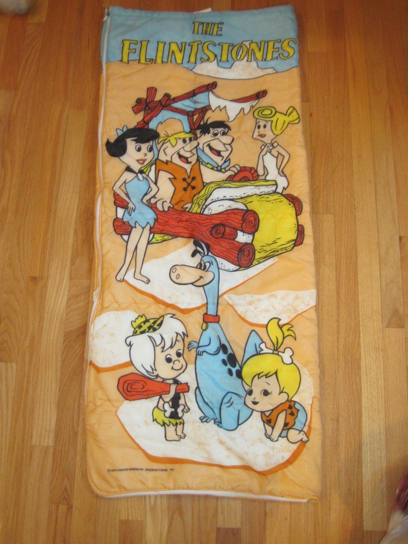 Vintage 1975 The Flintstones Hanna Barbera Cartoon