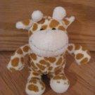 Shanghai Toy Time Enterprises 6 Inch Plush Spotted Giraffe