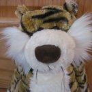 Jellycat Plush 15 Inch Bunglie Tiger Kitty Cat Toy Cream Hands Feet Jelly Cat