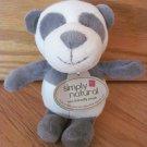 Russ Berrie Simply Natural Eco Friendly Plush Teddy Bear 35899