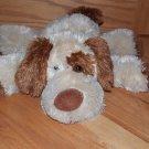 Animal Adventure Large Tan & Brown Beige Floppy Puppy Dog with Eye Spot