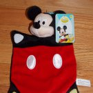 Disney Just Play Mickey Mouse Easter Security Blanket Lovey
