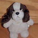 Target Plush Bean Sitting Puppy Dog Brown Ears Beagle Cocker Spaniel #79868