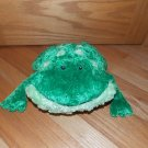 Animal Adventure 2005 Green Plush Spotted Frog Pillow Toy