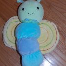 Carters Child of Mine Plush Musical Butterfly Blue Purple Yellow Green 88881