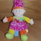 Mary Meyer Taggies Colours Baby Emily Bright Circle Dot Doll 22296