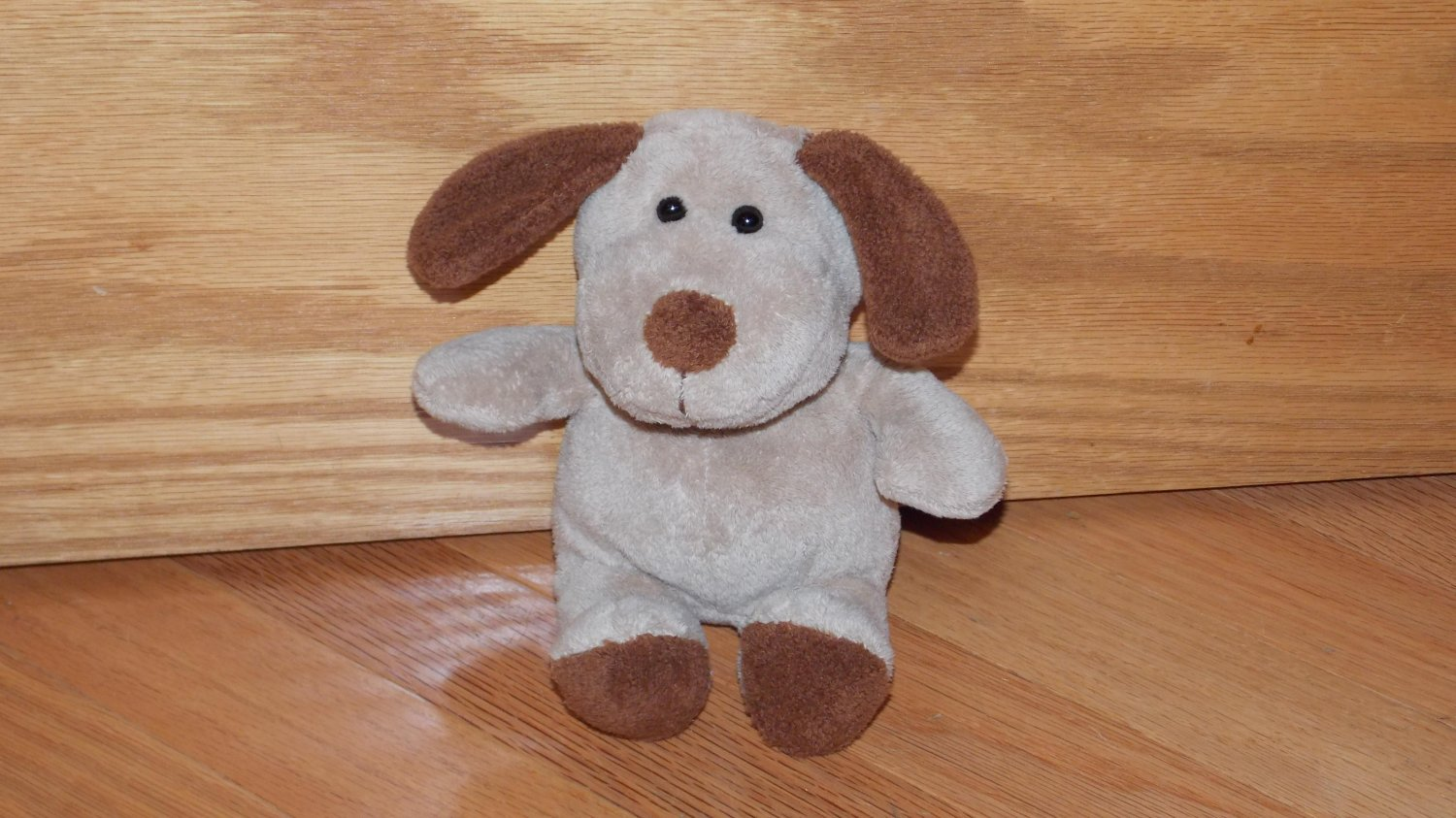 Best Made Toys Limited Tan Beige Plush Puppy Dog Brown