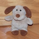 Best Made Toys Limited Tan Beige Plush Puppy Dog Brown Ears Nose Feet