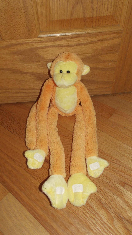Toys For Legs : Fiesta toys plush orange yellow monkey orangatan long