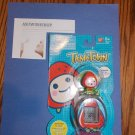 TamaTown Ichigotchi #105 Figure and Faceplate for Tamagotchi Tama Go