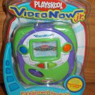 Playskool Video Now Jr. Color Personal Video Player System for Kids Purple Green