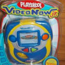 Playskool Video Now Jr. Color Personal Video Player System for Kids Blue Yellow