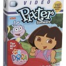 Fisher Price Video Pixter Software Best of Dora the Explorer Cartridge Software