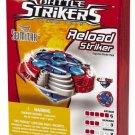Mega Bloks Battle Strikers Turbo Tops Reload Striker Series 1 Scimitar Magnext