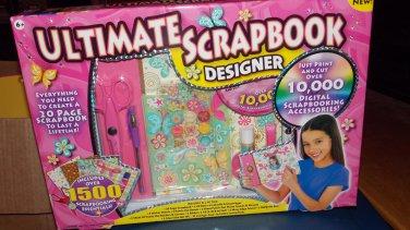 Ultimate Scrapbook Designer by Horizon Group USA