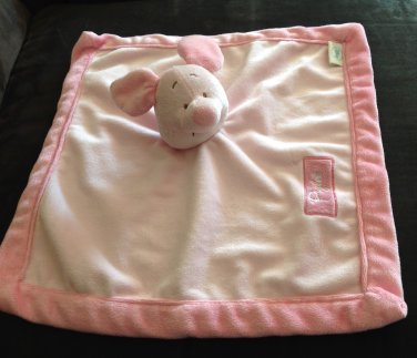 Disney Winnie the Pooh Pink Piglet Security Blanket