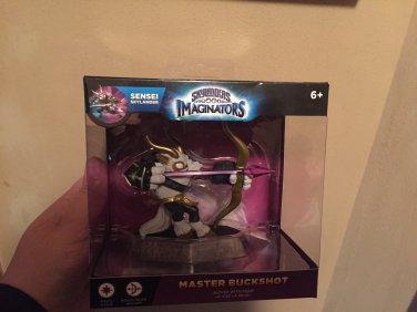 Skylanders Imaginators Master Buckshot Sensei Figure