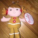 Prestige Baby Plush Gingerbread Doll Style 96695