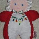 Soft Dreams plush christmas doll