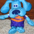 "Fisher Price Blues Clues Bath Time Swim Time 10"" Blue"