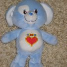 Loyal Heart Dog  Care Bear Cousins Plush
