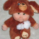 Cabbage Patch Snugglie Doll in Dog Costume