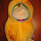 Manhattan Toy Lil' Peanut Plush Doll and Peanut Bed