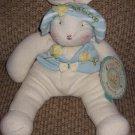 Hallmark Bunnies By The Bay plush bunny named Buttercup 2002