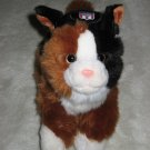 Harley Davidson Plush Kitty Cat with Leather cap