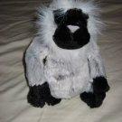 Ganz Grey Langur Monkey Webkins Plush Toy Webkinz Gray