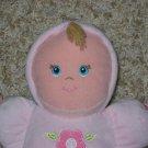 Target Plush Pink Doll  Flower Circo