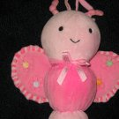 Carter's Just one Year  Butterfly Musical Crib Toy music is Lullaby and good night