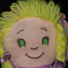 Plush Doll imported by Atico International Blonde hair Blue eyes and Daisy dress