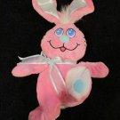 Goffa Whimsical Plush Pink Bunny Rabbit