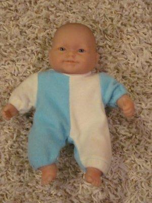 Berenguer  Boy Doll New Born by JC Toys