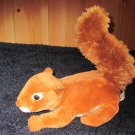 Charm's Charming Chubeez Brown Squirrel  With a heart on its tummy