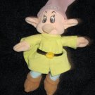 From Snow White comes this 7 inch beanbag dwarf named Dopey