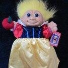 Russ Troll Kidz Snow White Plush Doll