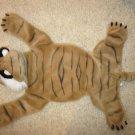 Jaag Plush Tiger Rug or used as a Pajama Bag