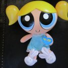 Cartoon Network Powerpuff Girls Talking Bubbles Doll with Bunny Slippers