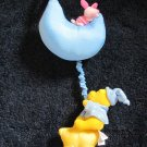 Winnie The Pooh Musical Crib Toy with Pooh and Piglet