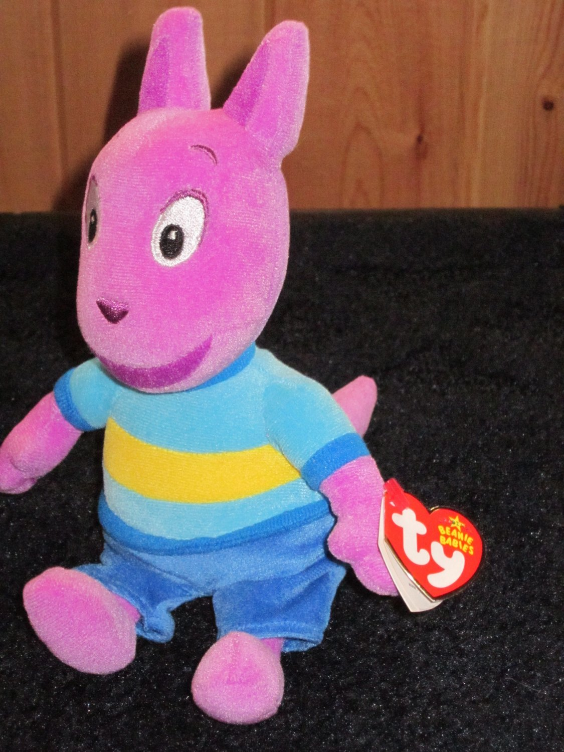 Ty Backyardigans Plush Toy Named Austin From 2005