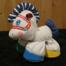 Fisher Price Plush Horse Activity Toy Pony