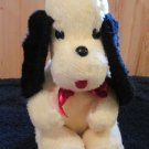 Vintage Yellow Puppy Dog with Black ears Henry Style