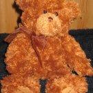 Gund Brown Teddy Bear named Corin 15309