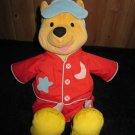 Fisher Price 2002 Sing 'N snore Pooh Disneys Winnie the Pooh