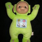 Ragdoll's Plush Green talking Teletubbies named Dipsy Interactive Educational Toy