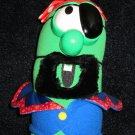 Fisher Price Veggie Tales Larry the Cucumber dressed as Elliot the Pirate