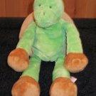 Gund Kids Flopadoodles Tuffy Plush Turtle 60241